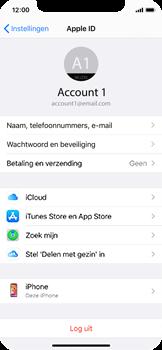 Apple iphone-11-pro-model-a2215 - Beveiliging en ouderlijk toezicht - Zoek mijn iPhone inschakelen - Stap 9