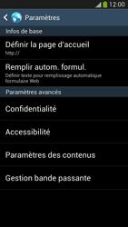 Samsung Galaxy S 4 LTE - Internet et roaming de données - Configuration manuelle - Étape 24