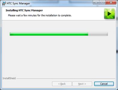 HTC One M9 - Software - Installieren von Software zur PC-Synchronisierung - Schritt 6