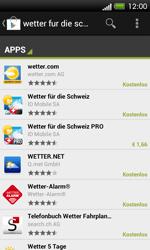 HTC One SV - Apps - Installieren von Apps - Schritt 12