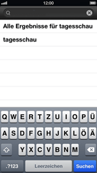 Apple iPhone 5 - Apps - Herunterladen - 5 / 20