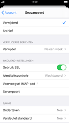 Apple iPhone SE (2020) (Model A2296) - E-mail - Instellingen KPNMail controleren - Stap 24