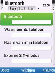 Nokia C5-00 - bluetooth - aanzetten - stap 6