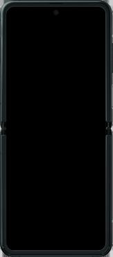 Samsung Galaxy Z Flip Single-SIM + eSIM (SM-F700F) - Instellingen aanpassen - Nieuw toestel instellen - Stap 2