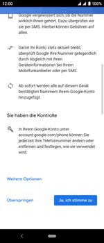 Sony Xperia 10 - Apps - Konto anlegen und einrichten - Schritt 15