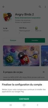 Samsung Galaxy S20+ - Applications - Télécharger une application - Étape 18