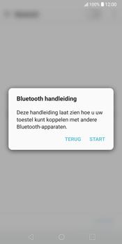 LG V30 (LG-H930) - Bluetooth - Headset, carkit verbinding - Stap 5