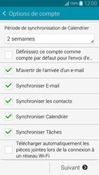 Samsung G800F Galaxy S5 Mini - E-mail - Configuration manuelle (outlook) - Étape 9