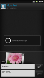 Sony LT26i Xperia S - MMS - envoi d'images - Étape 15