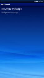 Sony Ericsson Xperia X10 - MMS - envoi d'images - Étape 3