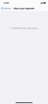 Apple iPhone X - iOS 13 - Appareil - Mises à jour - Étape 6