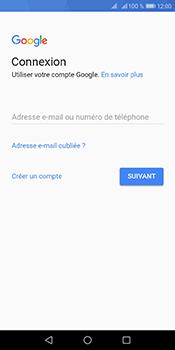 Huawei Y6 (2018) - E-mails - Ajouter ou modifier votre compte Gmail - Étape 8