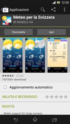 Sony Xperia Z - Applicazioni - Installazione delle applicazioni - Fase 17