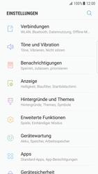 Samsung Galaxy S7 Edge - Ausland - Im Ausland surfen – Datenroaming - 2 / 2