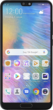 Huawei P20 - Android Pie - Internet - Manuelle Konfiguration - Schritt 29