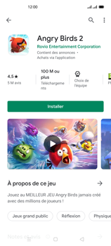 Oppo Reno 4Z - Applications - Télécharger une application - Étape 17