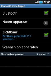 Samsung S5660 Galaxy Gio - bluetooth - aanzetten - stap 6