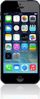Apple iPhone 5 mit iOS 7