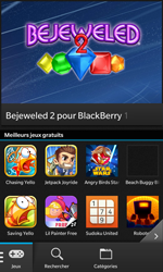 BlackBerry Z10 - Applications - Télécharger une application - Étape 5