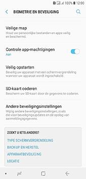 Samsung galaxy-j6-sm-j600fn-ds - Beveiliging en ouderlijk toezicht - Hoe wijzig ik mijn SIM PIN-code - Stap 5