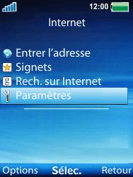 Sony W100i Spiro - Internet - Configuration automatique - Étape 7