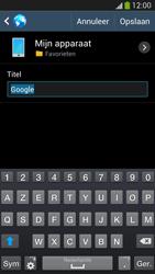 Samsung I9295 Galaxy S IV Active - Internet - internetten - Stap 7