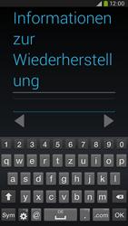 Samsung Galaxy Mega 6-3 LTE - Apps - Konto anlegen und einrichten - 15 / 25