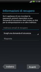 HTC One S - Applicazioni - Configurazione del negozio applicazioni - Fase 9