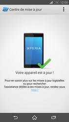 Sony Xperia Z3 Compact - Logiciels - Installation de mises à jour - Étape 7
