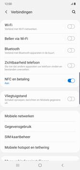 Samsung Galaxy Note 10 Plus - internet - mobiele data managen - stap 5