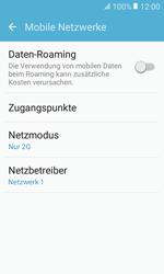 Samsung G389 Galaxy Xcover 3 VE - Netzwerk - Netzwerkeinstellungen ändern - Schritt 7