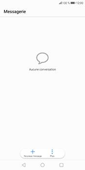 Huawei P Smart - Contact, Appels, SMS/MMS - Envoyer un SMS - Étape 3