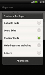 HTC One V - Internet - Apn-Einstellungen - 19 / 22