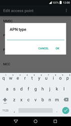 Alcatel OT-6039Y Idol 3 (4.7) - MMS - Manual configuration - Step 13