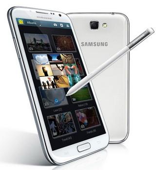 Samsung Galaxy Note 2 - Premiers pas - Spécificités produit - Étape 2