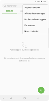 Samsung Galaxy Note9 - Messagerie vocale - Configuration manuelle - Étape 6