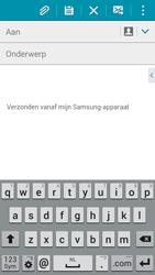 Samsung A300FU Galaxy A3 - E-mail - e-mail versturen - Stap 4