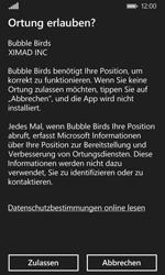 Nokia Lumia 635 - Apps - Einrichten des App Stores - Schritt 9