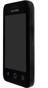 Alcatel OT-4009D Pixi 3 (3.5) - SIM-Karte - Einlegen - Schritt 9
