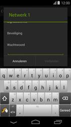 Acer Liquid E600 - Wifi - handmatig instellen - Stap 7