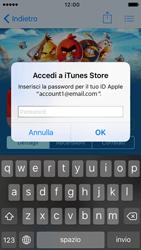 Apple iPhone 5s iOS 9 - Applicazioni - installazione delle applicazioni - Fase 17