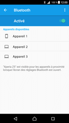 Sony Xperia Z5 - Android Nougat - Bluetooth - connexion Bluetooth - Étape 8