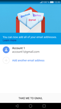Huawei Mate 8 - Email - 032a. Email wizard - Gmail - Step 15