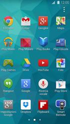 Samsung Galaxy S 5 - Applicazioni - Configurazione del negozio applicazioni - Fase 3