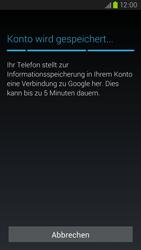Samsung Galaxy S III LTE - Apps - Einrichten des App Stores - Schritt 18