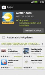 HTC Desire X - Apps - Herunterladen - 16 / 25