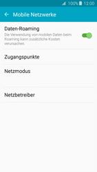 Samsung Galaxy J3 (2016) - Ausland - Auslandskosten vermeiden - 7 / 8