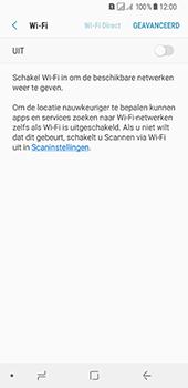 Samsung Galaxy A8 (2018) - Wi-Fi - Verbinding maken met Wi-Fi - Stap 6