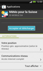HTC One X - Applications - Installation d