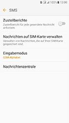 Samsung Galaxy J5 (2016) DualSim - SMS - Manuelle Konfiguration - 8 / 12